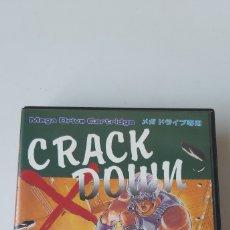 Videojuegos y Consolas: CRACK DOWN. MASTER SISTEM.. Lote 174485064