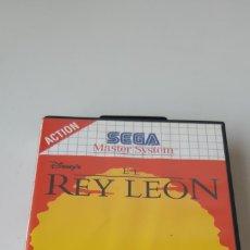 Videojuegos y Consolas: EL REY LEÓN. MASTER SISTEM.. Lote 174485342