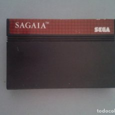 Videojuegos y Consolas: SEGA MASTER SYSTEM SEGA MASTER SYSTEM SAGAIA SOLO CARTUCHO PAL PAL R9344. Lote 192144316