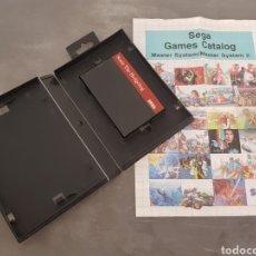 Videojuegos y Consolas: CARTUCHO VIDEOJUEGO SONIC THE HEDGEHOG SEGA MASTER SYSTEM. Lote 178028618