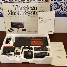 Videojuegos y Consolas: VIDEO CONSOLA THE SEGA MASTER SYSTEM. Lote 178913453