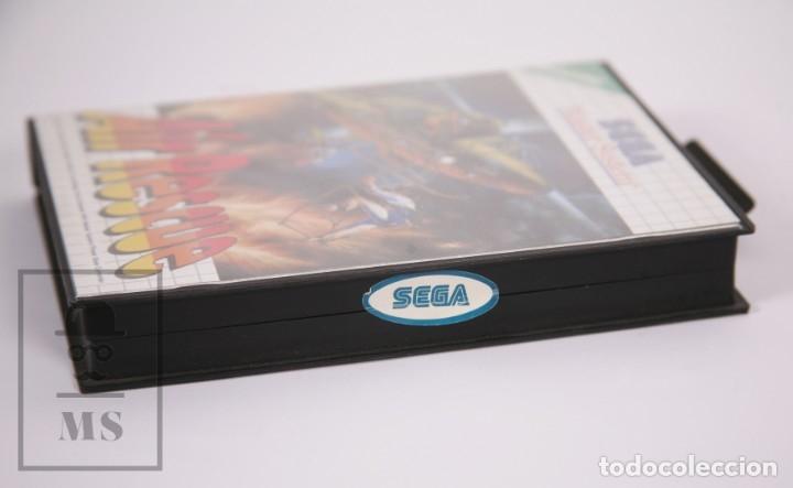 Videojuegos y Consolas: Videojuego para Consola Master System de Sega - Air Rescue - Con Caja y Folletos - Año 1992 - Foto 2 - 182498933