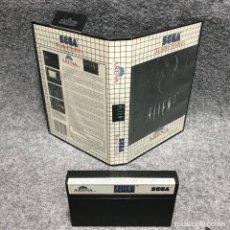 Videojuegos y Consolas: ALIEN 3 SEGA MASTER SYSTEM. Lote 187441493