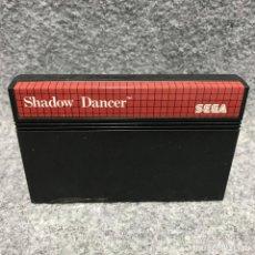 Videojuegos y Consolas: SHADOW DANCER SEGA MASTER SYSTEM. Lote 187441501