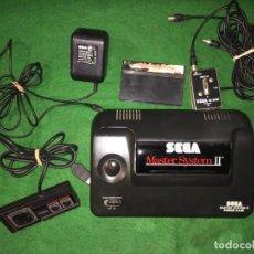Videojuegos y Consolas: CONSOLA SEGA MASTER SYSTEM II - JUEGO ALEX KIDD + SONIC. Lote 188709377