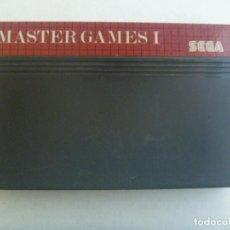 Videojuegos y Consolas: JUEGO DE CONSOLA DE SEGA : MASTER GAMES I . MADE IN JAPAN. Lote 189337143