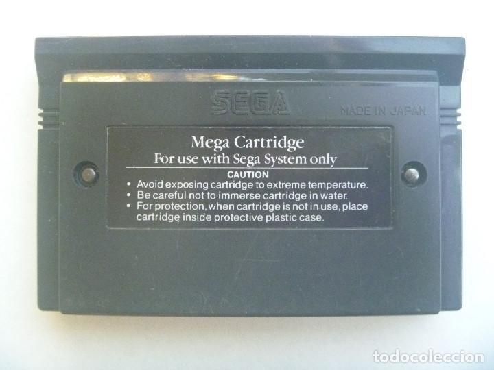 Videojuegos y Consolas: JUEGO DE CONSOLA DE SEGA : RAMPAGE . MADE IN JAPAN - Foto 2 - 189394992