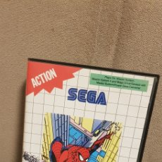 Videojuegos y Consolas: SPIDER-MAN SEGA MASTERSYSTEM. Lote 190043943