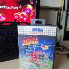 Videojuegos y Consolas: VIDEOJUEGO 'SUPER SMASH TV' - SEGA MASTER SYSTEM. Lote 190063883