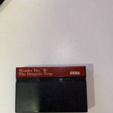 Videojuegos y Consolas: WONDER BOY III SEGA MÁSTER SISTEM. Lote 190437146