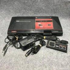Videojuegos y Consolas: CONSOLA SEGA MASTER SYSTEM+SNAIL MAZE+MANDO+AV+AC. Lote 191091938