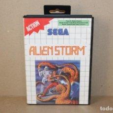 Videojuegos y Consolas: JUEGO SEGA MASTER SYSTEM: ALIEN STORM --- SIN INSTRUCCIONES.. Lote 191194458