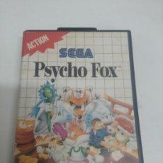 Videojuegos y Consolas: PSYCHO FOX PARA MASTER SYSTEM! ENTRE Y MIRE MIS OTROS JUEGOS! . Lote 191508483