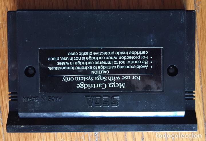 Videojuegos y Consolas: CASTLE OF ILLUSION SEGA MASTER SYSTEM - Foto 4 - 194212235