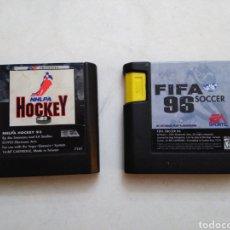 Videojuegos y Consolas: LOTE DE 2 JUEGOS SEGA. Lote 197494418