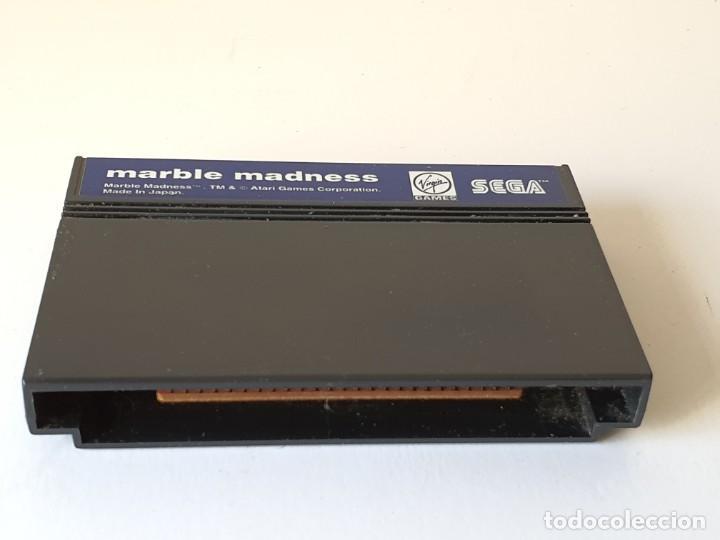 Videojuegos y Consolas: JUEGO SEGA MARBLE MADNESS - Foto 2 - 199638523