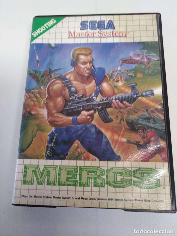JUEGO SEGA (Juguetes - Videojuegos y Consolas - Sega - Master System)