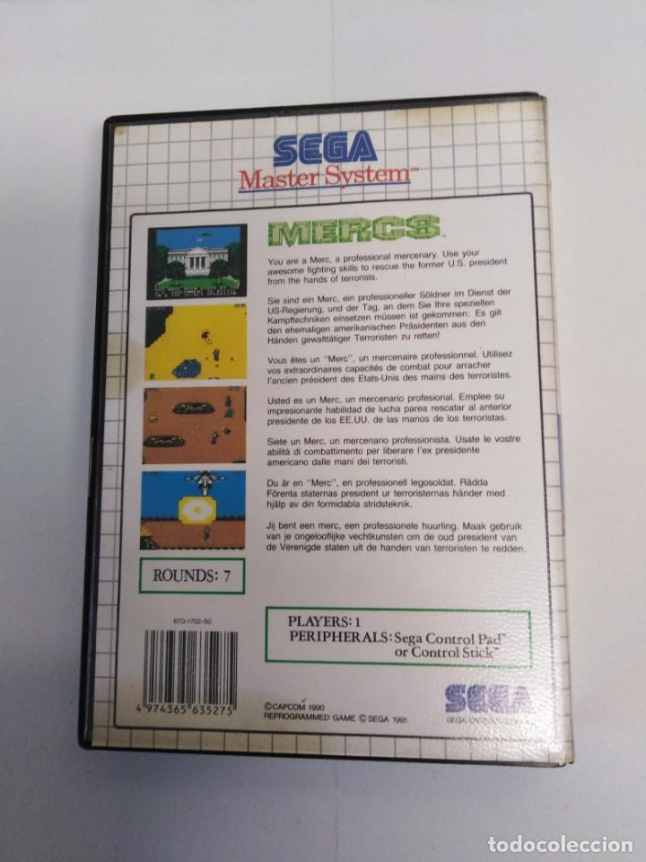 Videojuegos y Consolas: Juego Sega - Foto 2 - 200598496