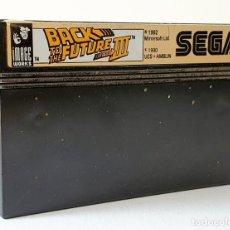 Videojuegos y Consolas: JUEGO SEGA MASTER SYSTEM BACK TO THE FUTURE III. Lote 200725307
