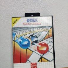 Videojuegos y Consolas: SEGA MÁSTER SYSTEM MARBLE MADNESS. Lote 202258172