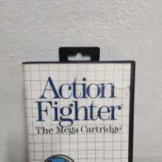 Videojuegos y Consolas: JUEGO SEGA MASTER SYSTEM ACTION FIGHTER THE NEGA CARTRIDGE. Lote 202267603