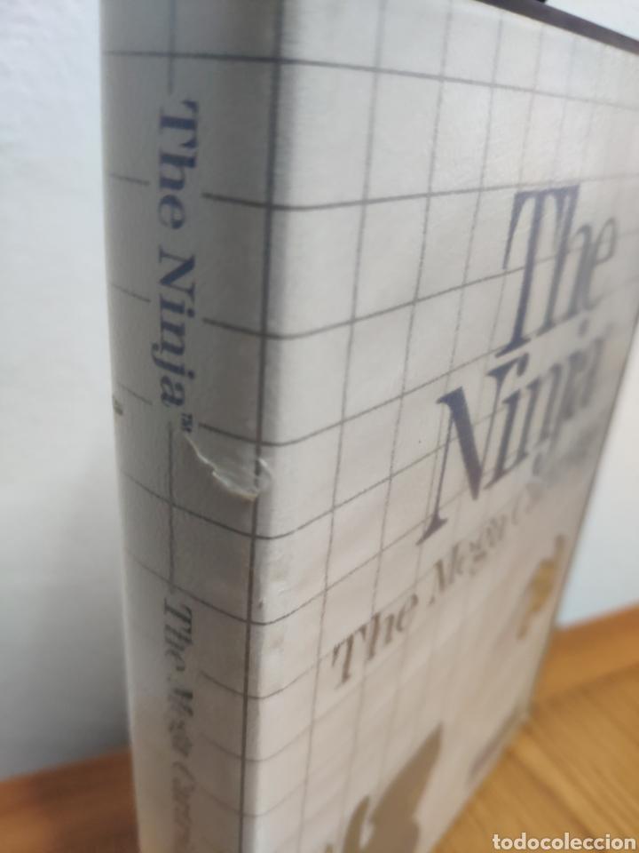 Videojuegos y Consolas: Juego completo sega master system the ninja the mega cartridge - Foto 3 - 202331435