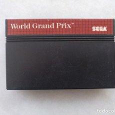 Videojuegos y Consolas: JUEGO WORLD GRAND PRIX DE SEGA. Lote 202881871