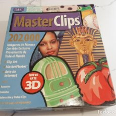 Videojuegos y Consolas: MASTER CLIPS 202.000. Lote 203586410
