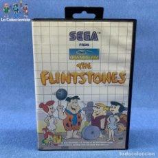 Videojuegos y Consolas: VIDEOJUEGOS - THE FLINTSTONES - SEGA - AÑO 1991. Lote 204305505