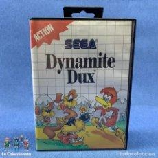 Videojuegos y Consolas: VIDEOJUEGOS - DYNAMITE DUX - ACTION - SEGA - AÑO 1989. Lote 204305651