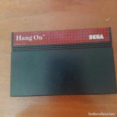 Videojuegos y Consolas: HANG ON MASTER SYSTEM CARTUCHO. Lote 205270302