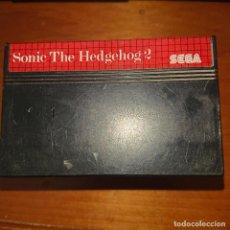 Videojuegos y Consolas: SONIC THE HEDGEHOG 2 CARTUCHO. Lote 205306575