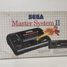 Videojuegos y Consolas: SEGA MASTER SYSTEM II + UN JUEGO. COMO NUEVA. VEAN FOTOS.. Lote 206231791