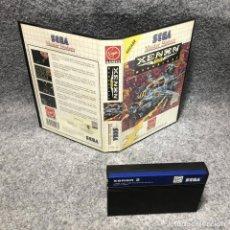 Videojuegos y Consolas: XENON 2 SEGA MASTER SYSTEM. Lote 206498322