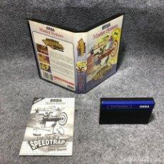 Videojuegos y Consolas: DESERT SPEEDTRAP TECTOY SEGA MASTER SYSTEM. Lote 206498333