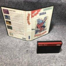 Videojuegos y Consolas: SPIDERMAN SEGA MASTER SYSTEM. Lote 206498337