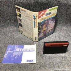 Videojuegos y Consolas: STRIDER SEGA MASTER SYSTEM. Lote 206498338