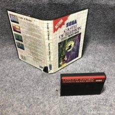 Videojuegos y Consolas: CASTLE OF ILLUSION SEGA MASTER SYSTEM. Lote 206498350