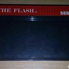 Videojuegos y Consolas: THE FLASH MASTER SYSTEM SEGA. Lote 206945492
