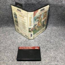 Videojuegos y Consolas: THE LUCKY DIME CAPER STARRING DONALD DUCK SEGA MASTER SYSEM SMS. Lote 209885473