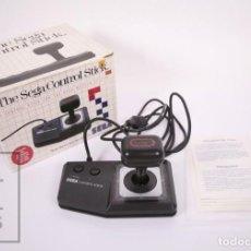 Videojuegos y Consolas: JOYSTICK SEGA CONTROL STICK PARA SEGA MASTER SYSTEM - ATARI 400, 800, 2600 / COMMODORE VIC-20, C-64. Lote 210274960