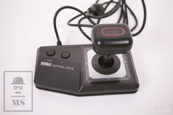 Videojuegos y Consolas: Joystick Sega Control Stick para Sega Master System - Atari 400, 800, 2600 / Commodore VIC-20, C-64 - Foto 3 - 210274960
