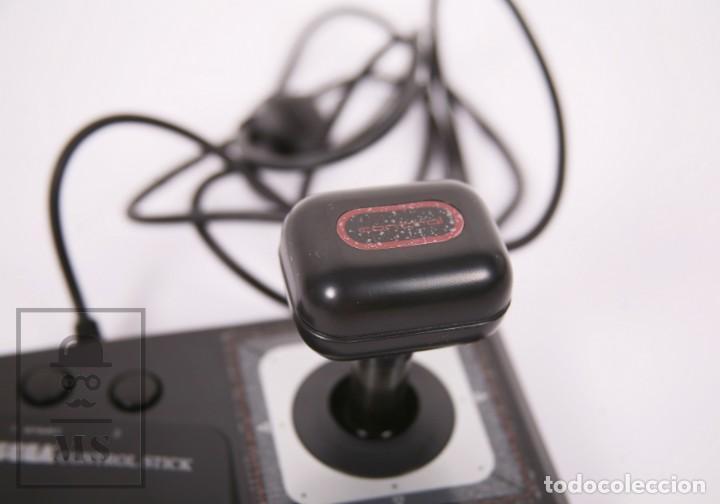 Videojuegos y Consolas: Joystick Sega Control Stick para Sega Master System - Atari 400, 800, 2600 / Commodore VIC-20, C-64 - Foto 5 - 210274960
