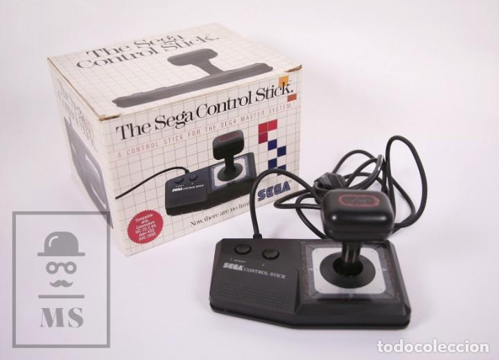 Videojuegos y Consolas: Joystick Sega Control Stick para Sega Master System - Atari 400, 800, 2600 / Commodore VIC-20, C-64 - Foto 14 - 210274960