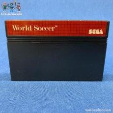Videojuegos y Consolas: VIDEOJUEGO SEGA MASTER SYSTEM - WORLD SOCCER. Lote 210644723