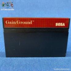 Videojuegos y Consolas: VIDEOJUEGO SEGA MASTER SYSTEM GAIN GROUND. Lote 210645093