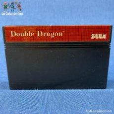 Videojuegos y Consolas: VIDEOJUEGO SEGA MASTER SYSTEM DOUBLE DRAGON. Lote 210645307