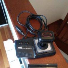 Videojuegos y Consolas: 1 MANDO SEGA MASTER SYSTEM CONTROL STICK MAS UN JUEGO A IDENTIFICAR. Lote 210826802