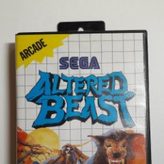 Videojuegos y Consolas: ALTERED BEAST. MASTER SYSTEM II. Lote 210976854