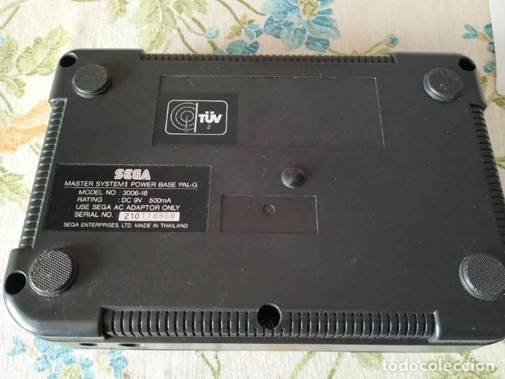 Videojuegos y Consolas: SEGA MASTER SYSTEM II - Foto 2 - 212059866